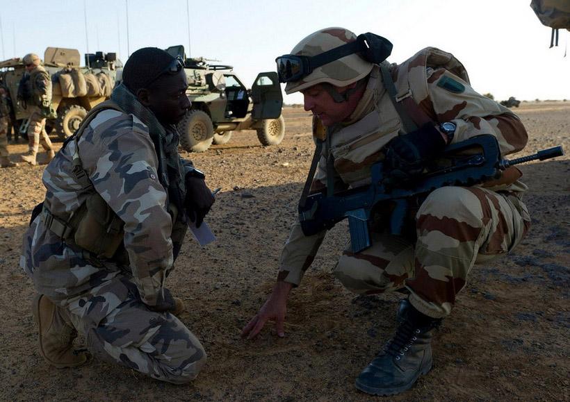 Генерал Барреро: Французский спецназ воюет лучше русских и американцев